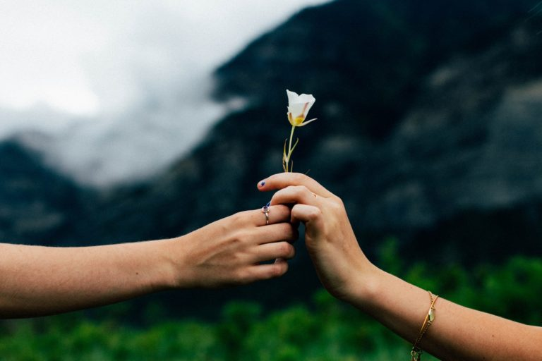 How to stop valuing relationships and make them gifts